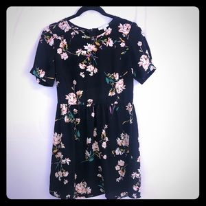 Soprano vintage 90's floral dress size medium